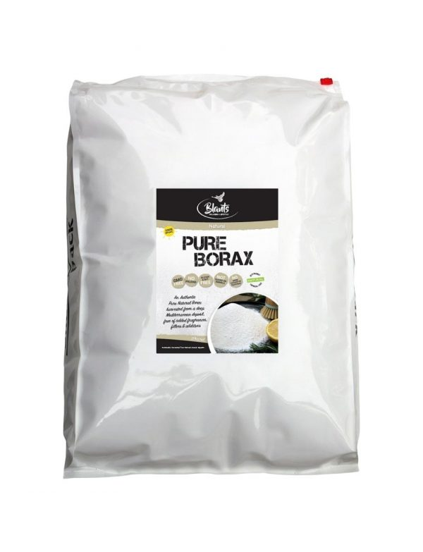 Natural Pure Borax 17kg Australia