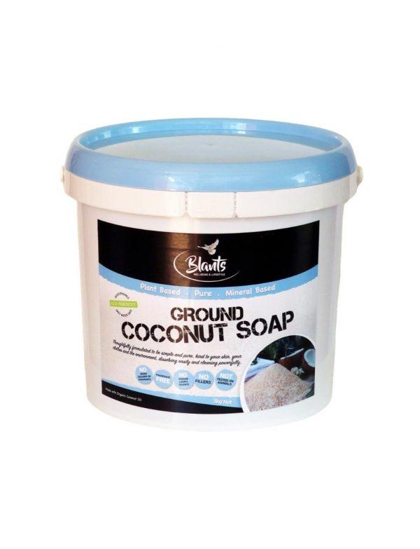 Ground Coconut Soap 3kg Australia