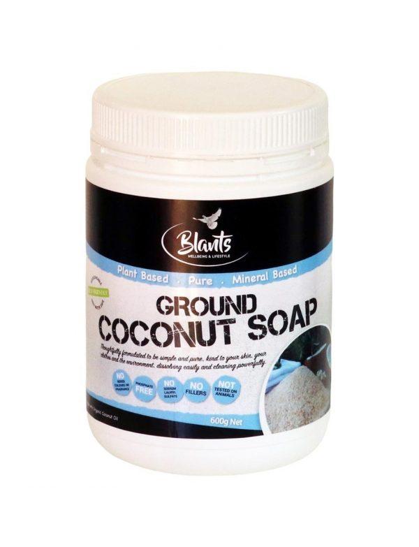 Ground Coconut Soap 600g Australia