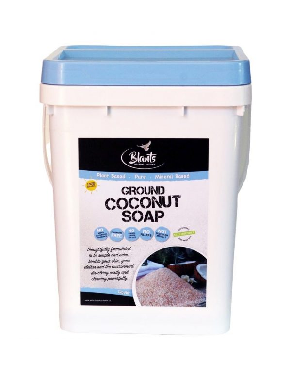 Ground Coconut Soap 7kg Australia