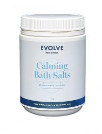 Calming Bath Salts with Essential Oils Online Australia