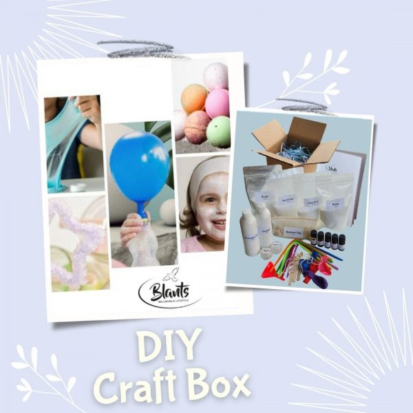 DIY Craft Box - Kids experiment