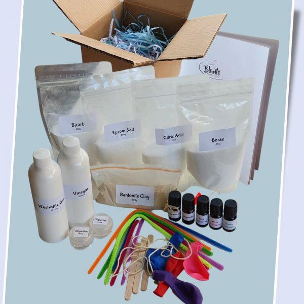 DIY ingredients - craft box