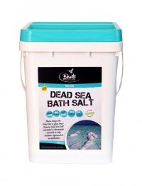 Buy Dead Sea Salt in bulk 10kg, high in magnesium and minerals.