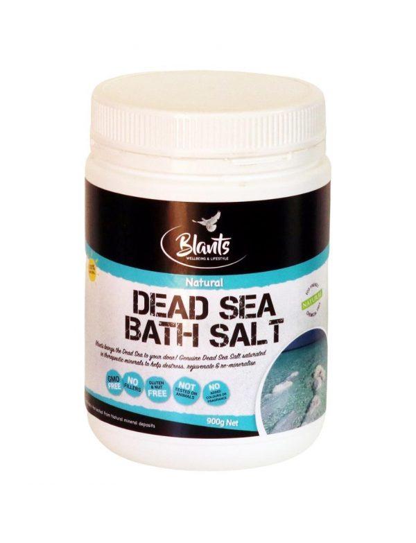 Buy Dead Sea Salt 900g Australia, supplier online.