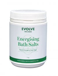 Energising Bath Salts with Essential Oils Online Australia