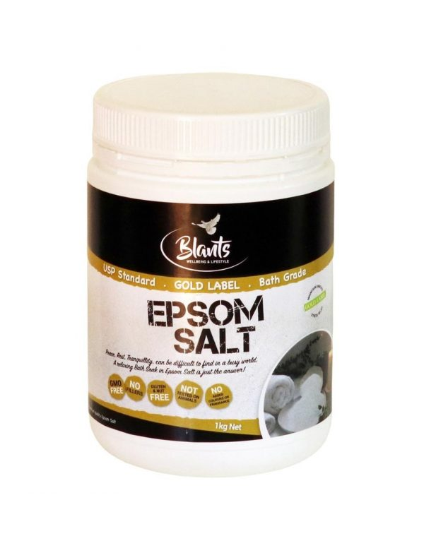 Buy Epsom Salt, Magnesium bath salts Australia