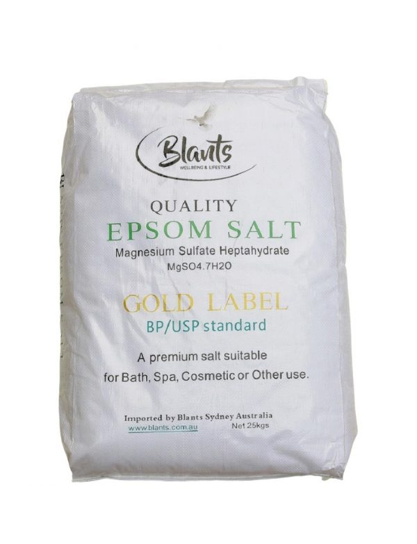 Buy Bulk Epsom Salts, Australian wholesale supplier.
