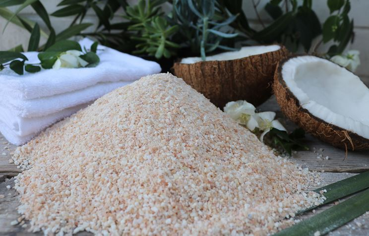Ground Coconut Soap