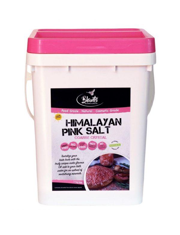 Himalayan Pink Salt - Coarse 10kg