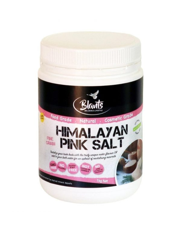 Himalayan Pink Salt - Fine 1kg Australia