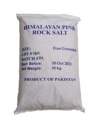 Bulk Himalayan Pink Salt - Fine 20kg Australia