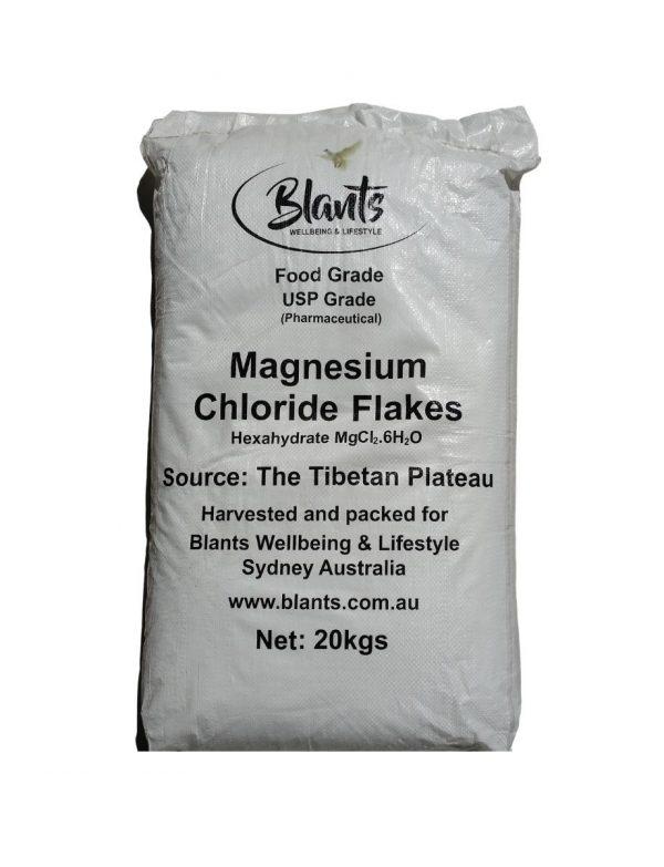 Buy Bulk Magnesium Chloride Flakes Australia Food Grade
