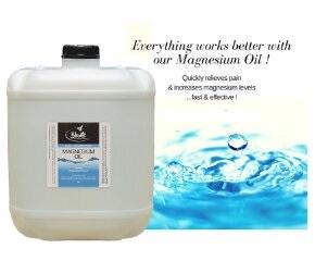 Bulk Magnesium Oil Australian Supplier