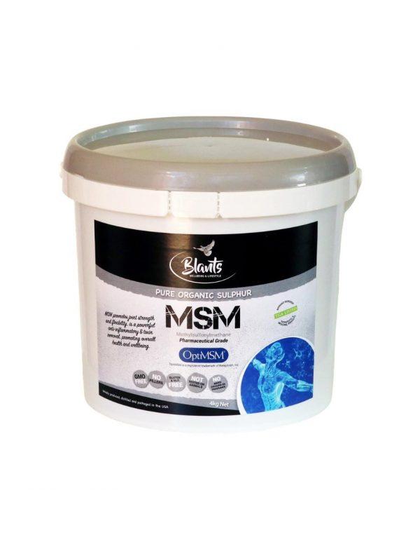 MSM - Pure Organic Sulfur-OptiMSM 4kg Australia