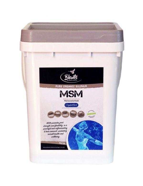 MSM - Pure Organic Sulfur-OptiMSM 9kg Australia