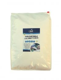 Natural Magnesium Chloride Flakes 16kg - Dead Sea