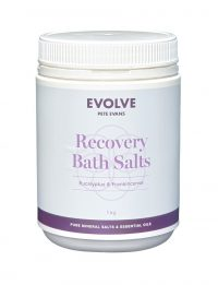 Recovery Bath Salts with Essential Oils Online Australia