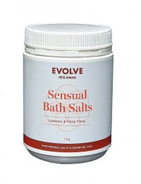 Sensual Bath Salts with Essential Oils Online Australia