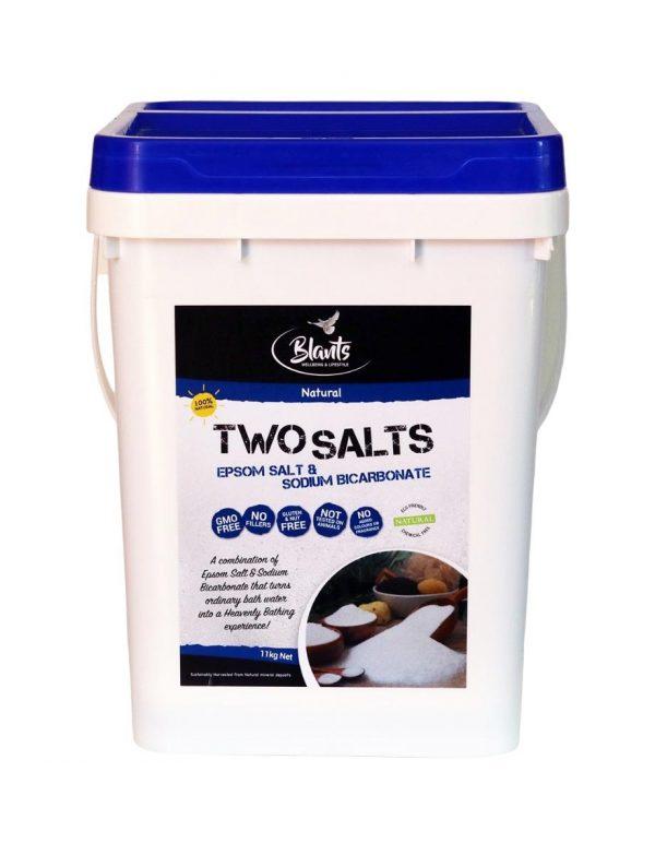 Two Salts - Epsom Salt and Sodium Bicarb combined - 10kg