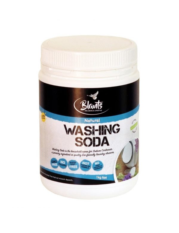 Natural Washing Soda 1kg