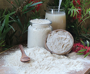 Organic Bentonite Clay Australia, food grade and for face and body scrubs.