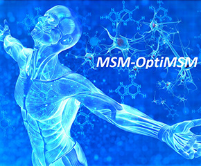 MSM Pure Organic Sulfur - OptiMSM