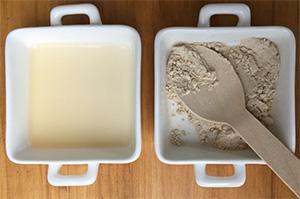 Organic Bentonite Clay face mask and body wash