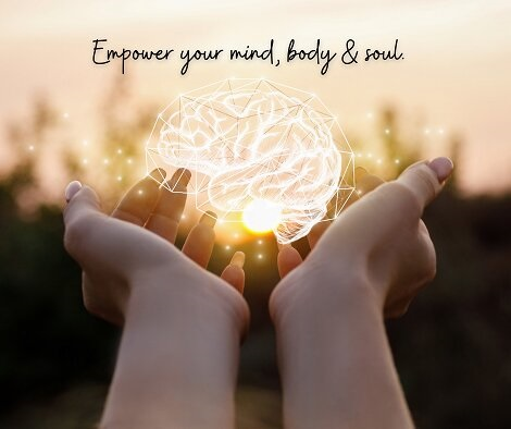 Empower your mind body and soul